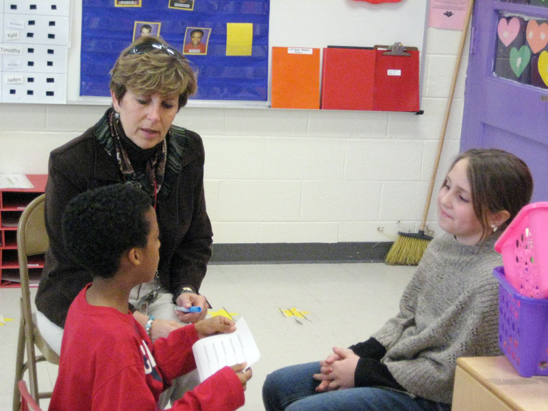 Mrs. Lynnie McCrobie, Director of Community Options with Middle Penninsula 