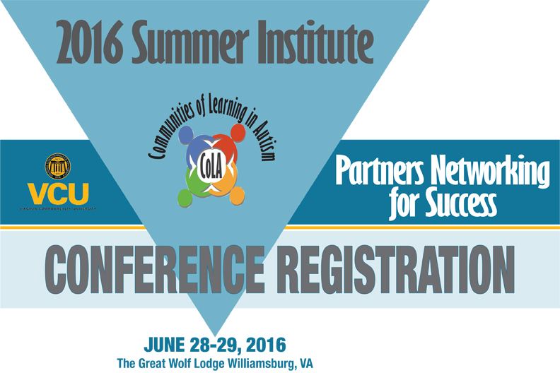 CoLA Summer Conference Register Now